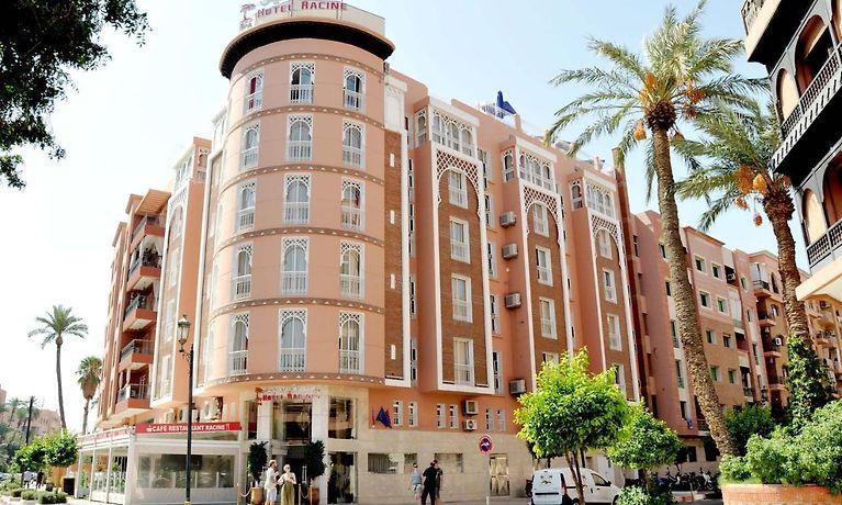Hotel Racine Marrakesh